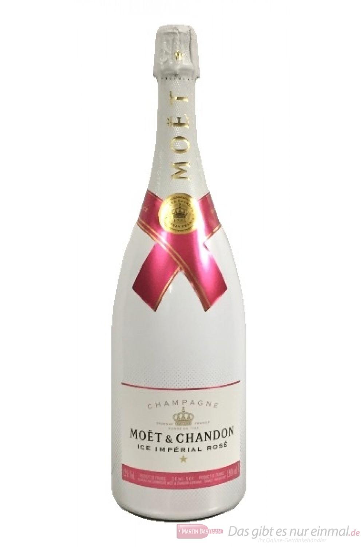 Moet & Chandon Ice Rosé Champagner 1,5l