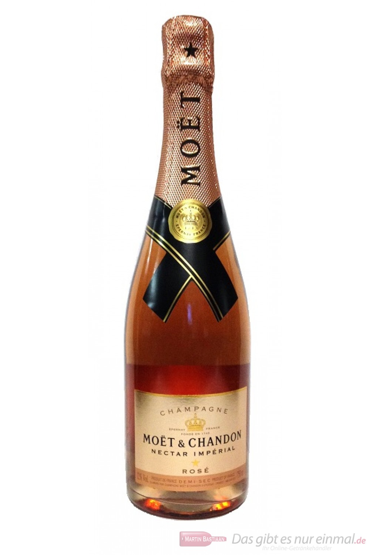 Moet & Chandon Nectar Impérial Rosé