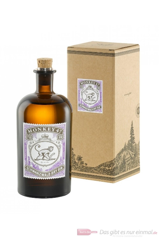 Monkey 47 Gin in Geschenkverpackung