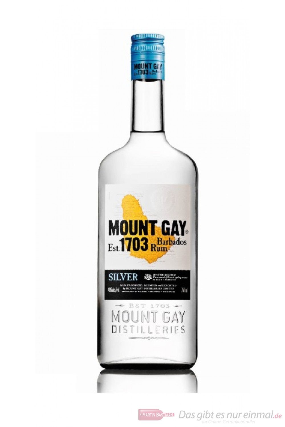 Mount Gay Eclipse Silver 1,0l
