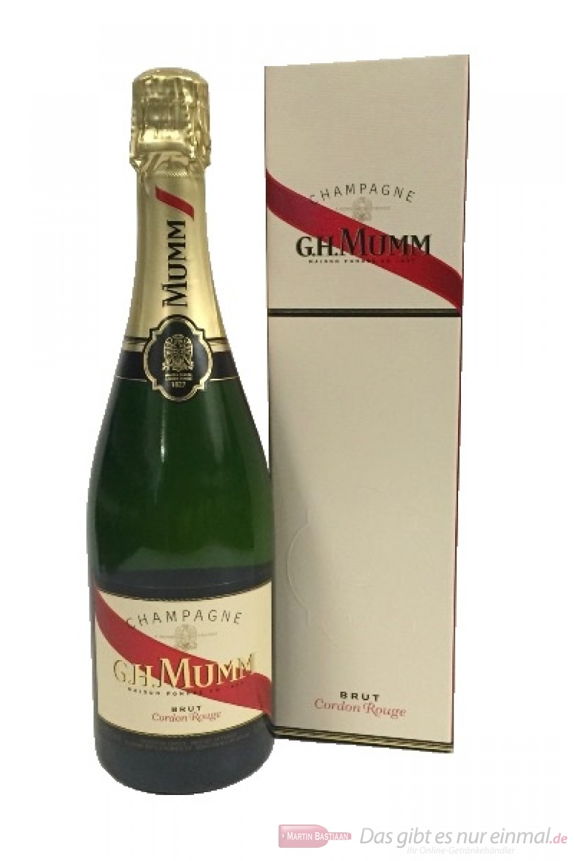 Mumm Cordon Rouge Champagner GP