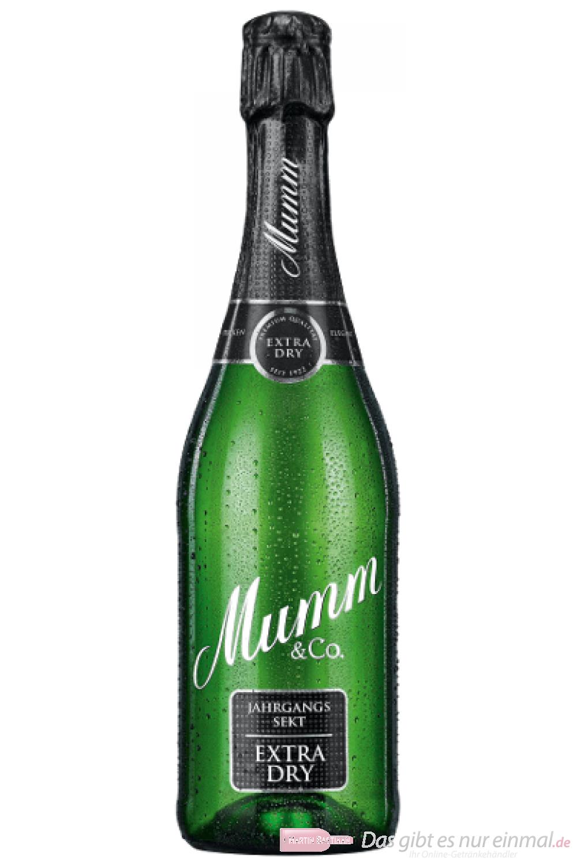 Mumm Extra Dry Sekt 6-0,75l