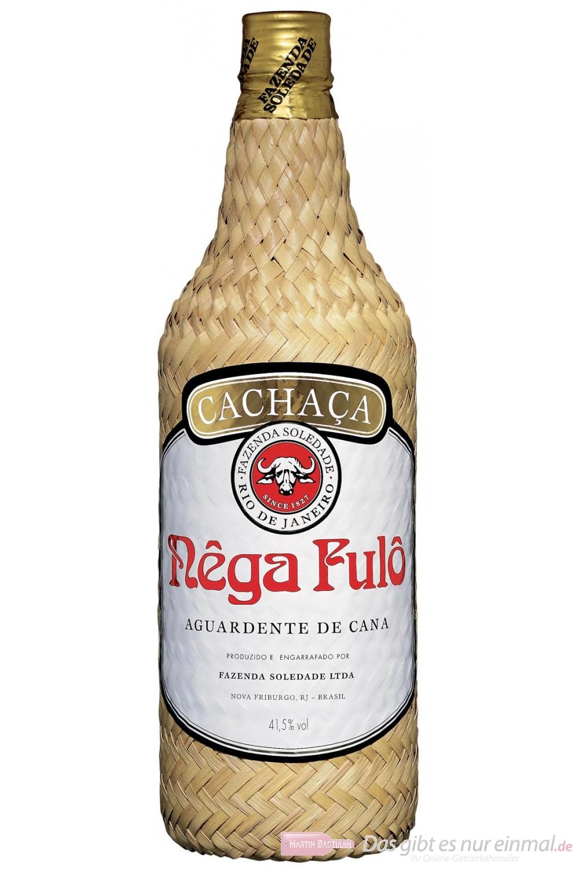 Nega Fulo Cachaca 41,5% 0,7l Flasche