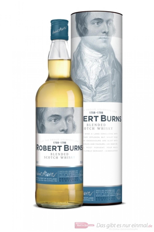 The Arran Robert Burns Blend Scotch Whisky