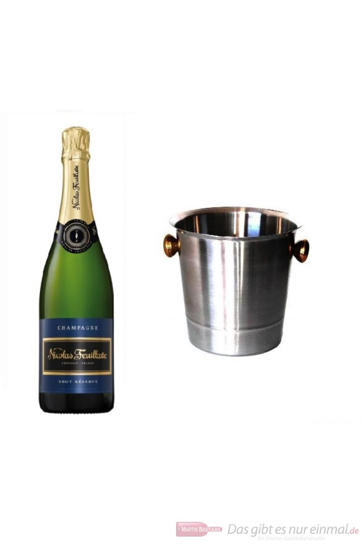 Nicolas Feuillatte Champagner Kühler