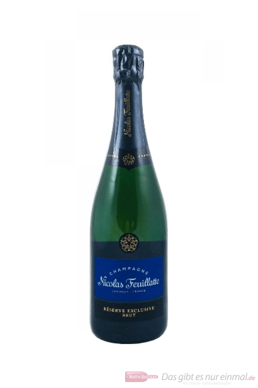 Nicolas Feuillatte Champagner Brut Reserve