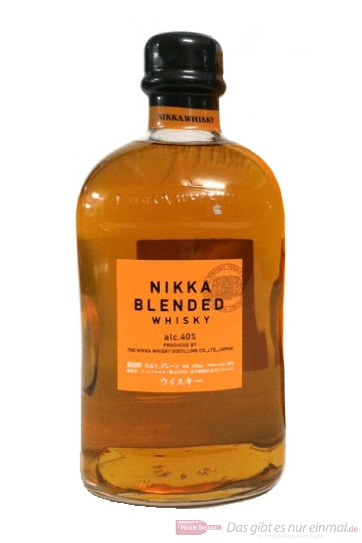Nikka Blended Japanees Whisky