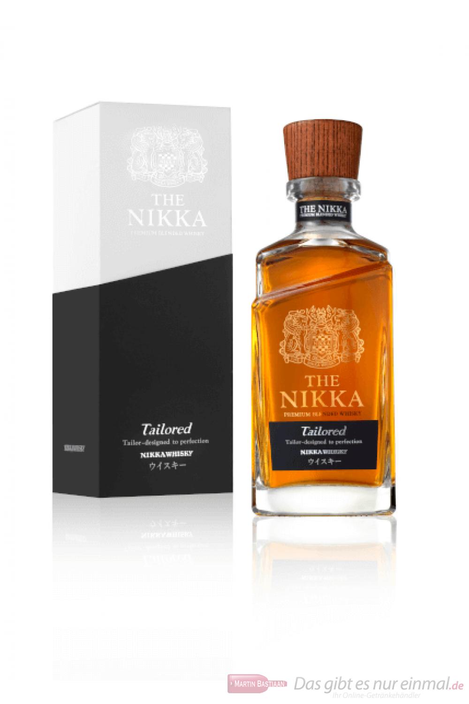 The Nikka Tailored Japanese Whisky 0,7l