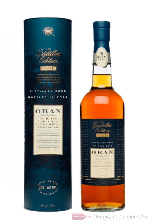 Oban Distillers Edition 2019 / 2005 Single Malt Scotch Whisky 0,7l