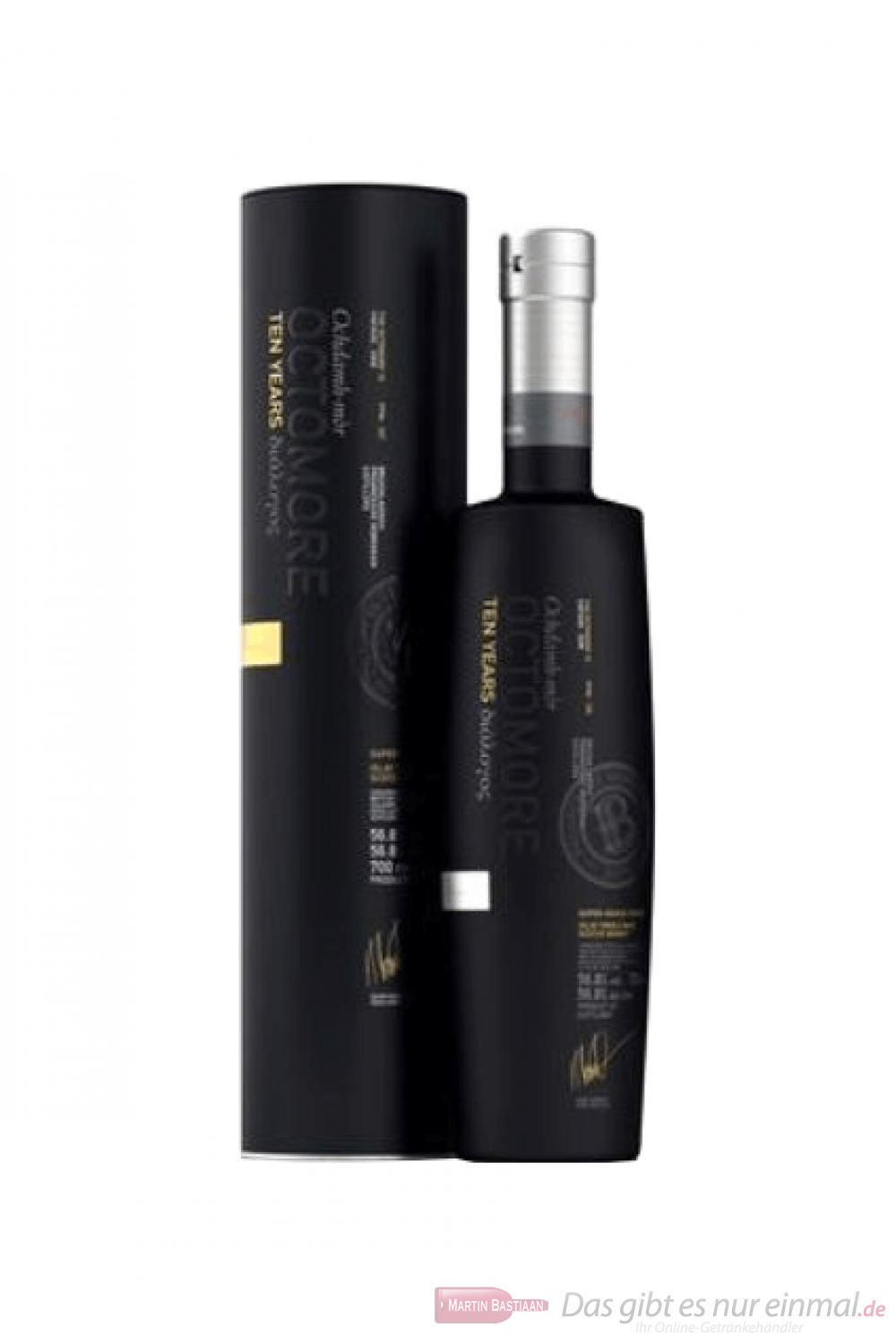 Bruichladdich Octomore 10 Years 56,8%