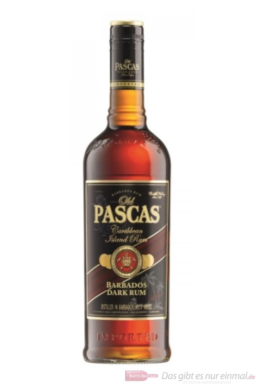 Old Pascas Negro 0,7l