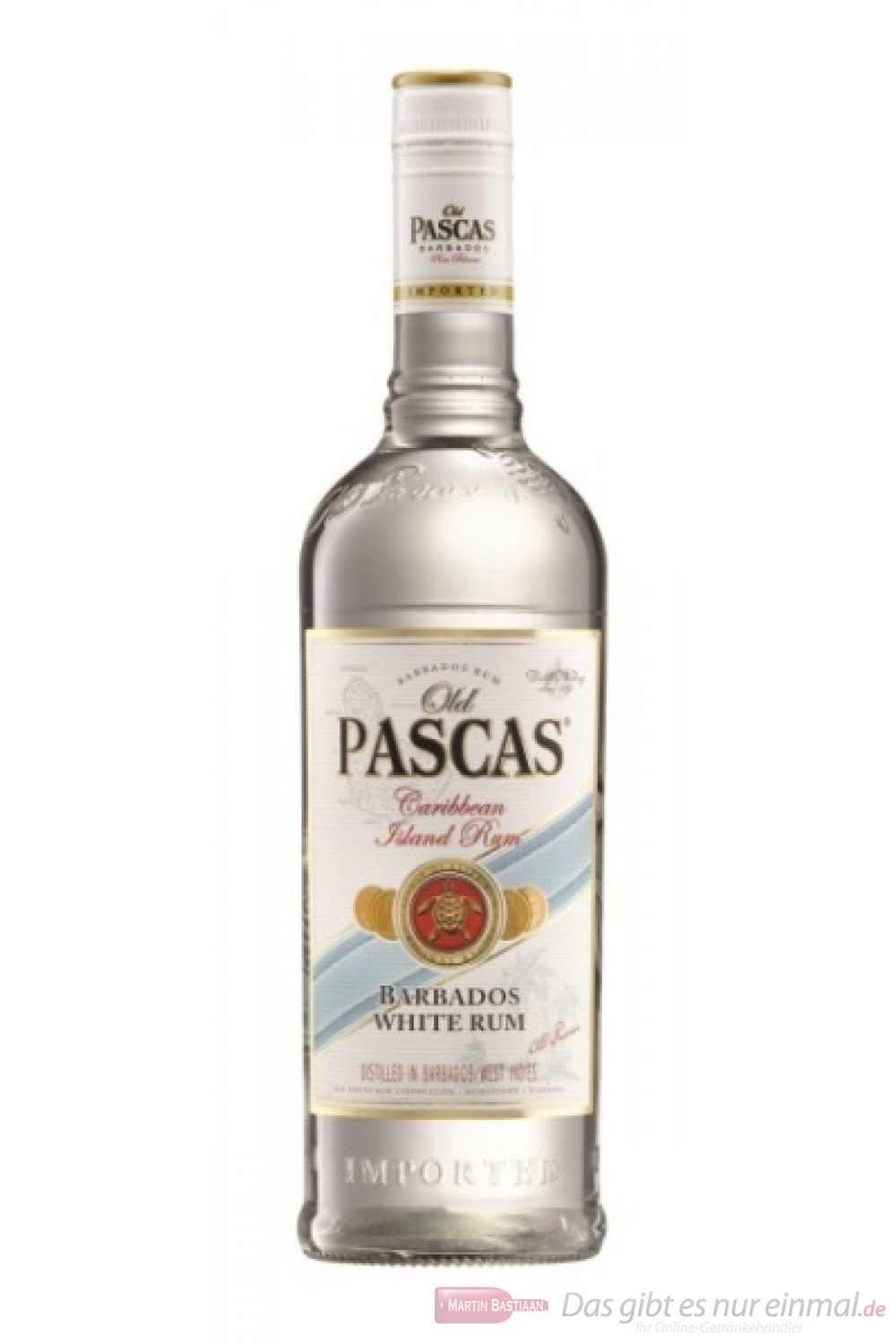 Old Pascas Blanco