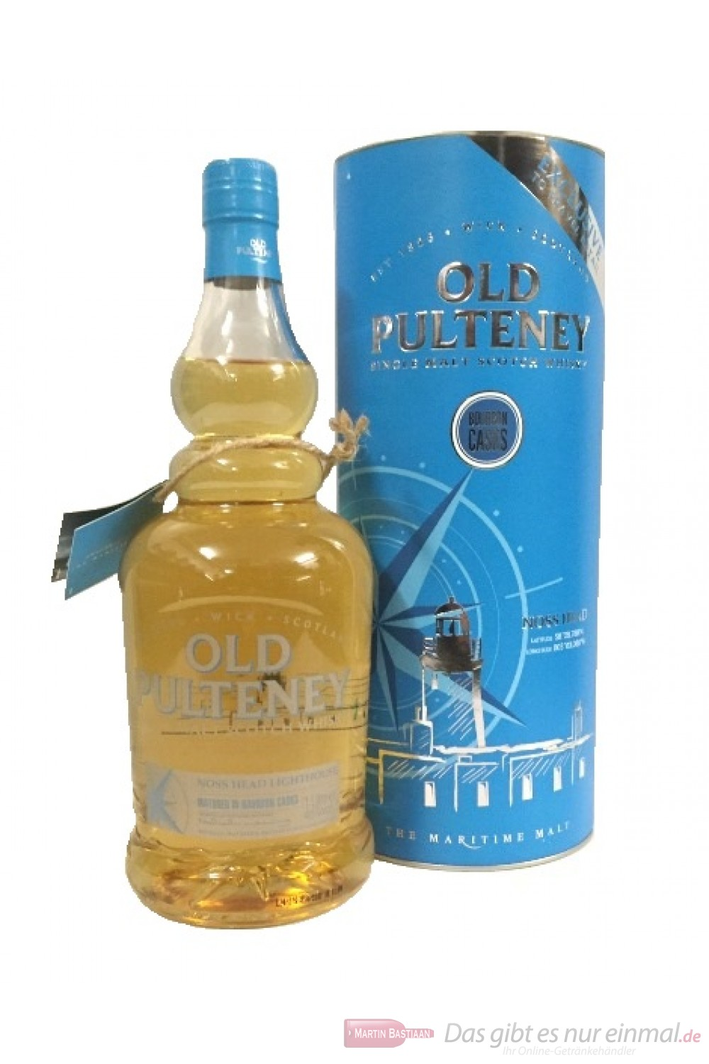 Old Pulteney Bourbon Casks