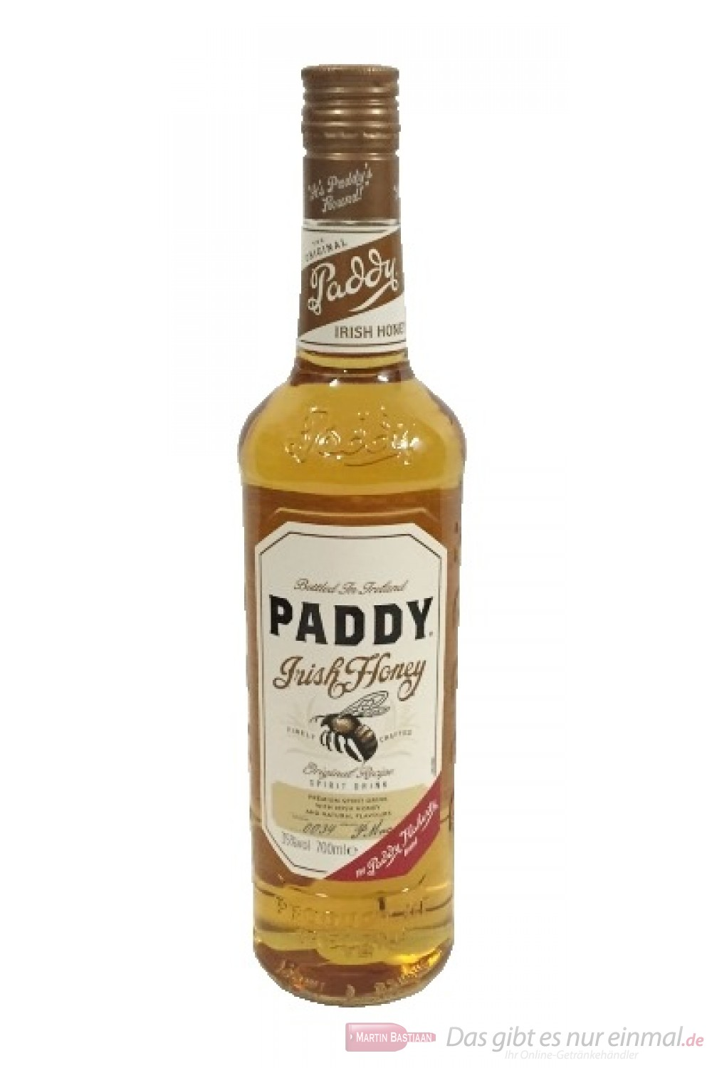 Paddy Irish Honey