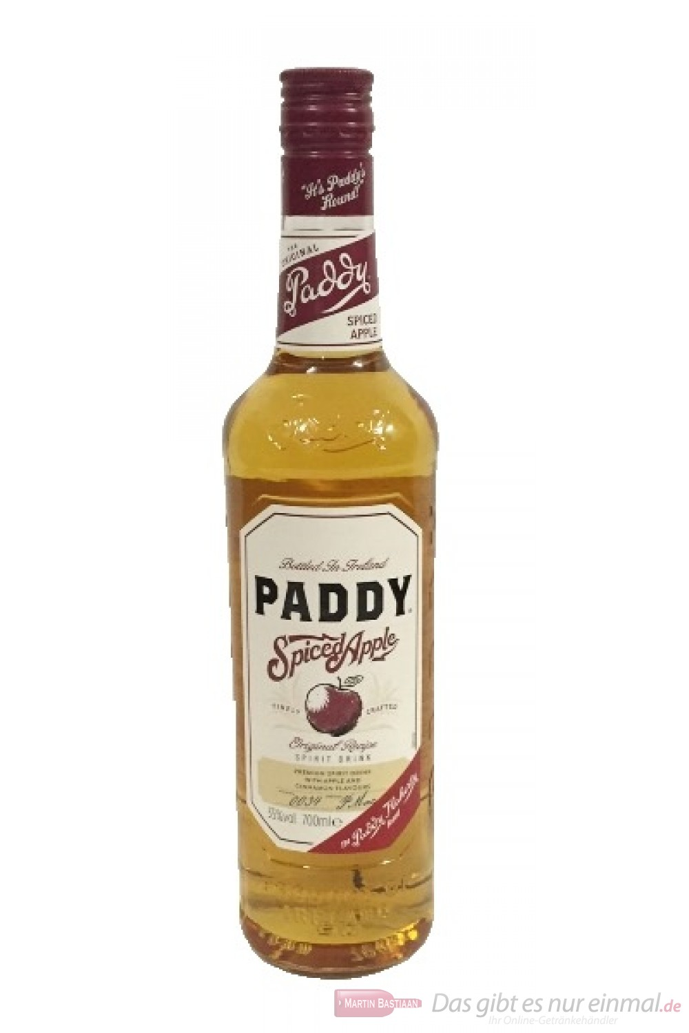 Paddy Spiced Apple