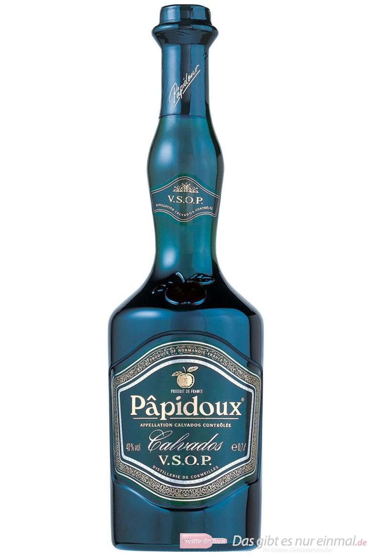 Papidoux Calvados VSOP 40% 0,7l Flasche