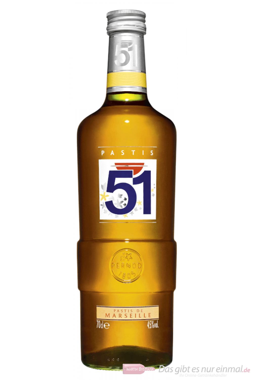 Pastis 51 Anis 0,7l
