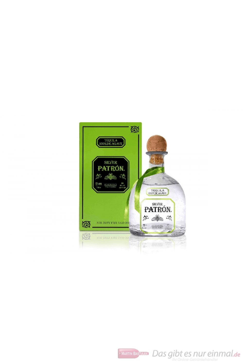 Patron Tequila Silver 0,7l