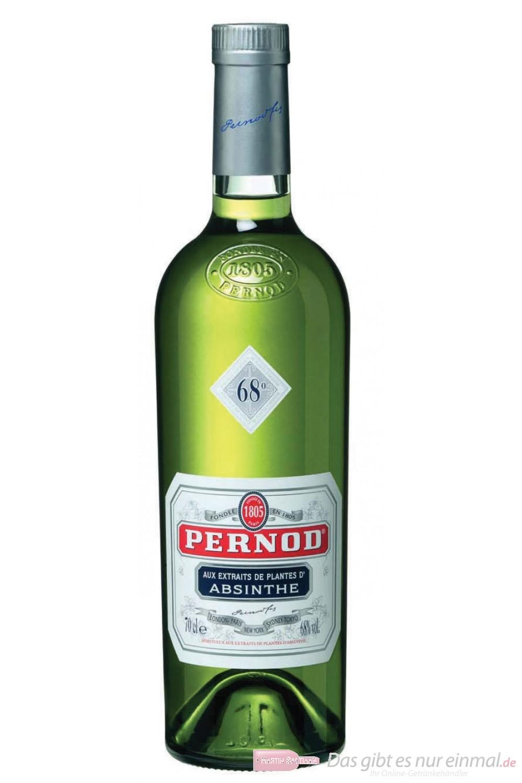 Pernod Absinthe 68 % Anis 0,7l Flasche