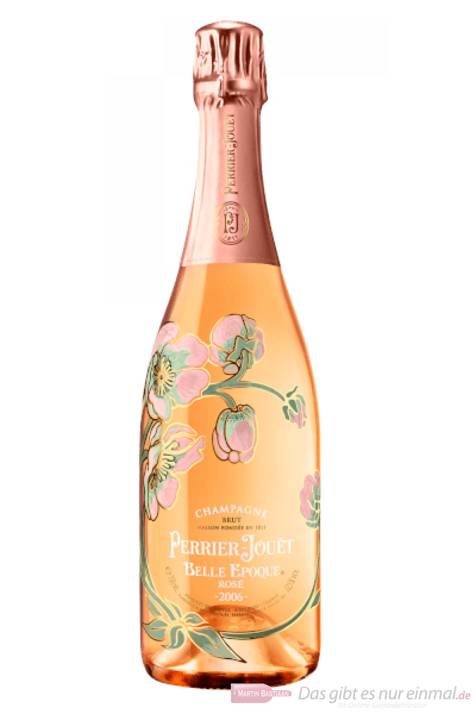 Perrier Jouet Champagner Belle Epoque Rosé 2006 0,75l