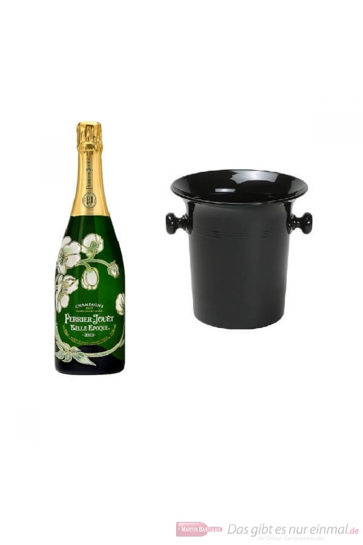 Perrier Jouet Champagner Belle Epoque 2013 in Kübel 0,75l