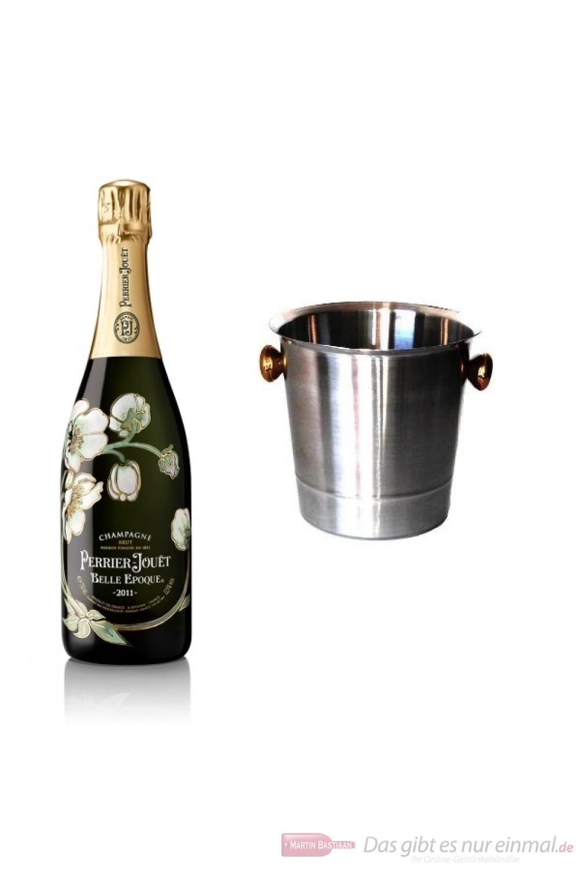 Perrier Jouet Champagner Belle Epoque 2011 Kühler