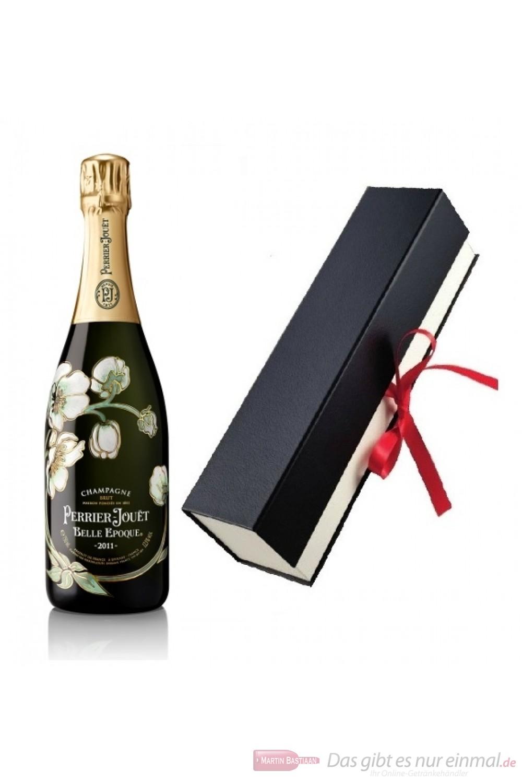 Perrier Jouet Champagner Belle Epoque Geschenkfaltschachtel
