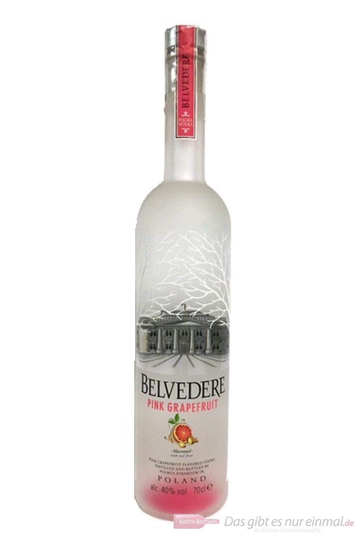 Belvedere Vodka Pink Grapefruit