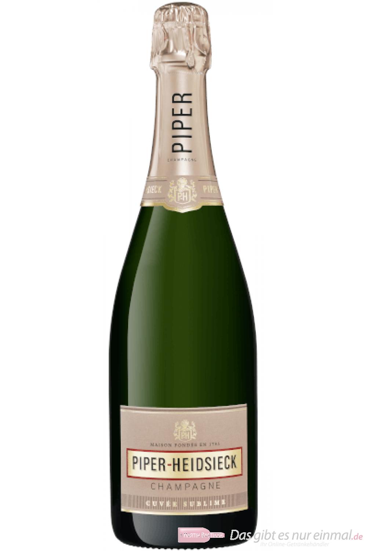 Piper Heidsieck Champagner Cuvée Sublime 0,75l
