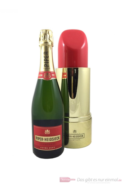 Piper Heidsieck Lipstick Edition