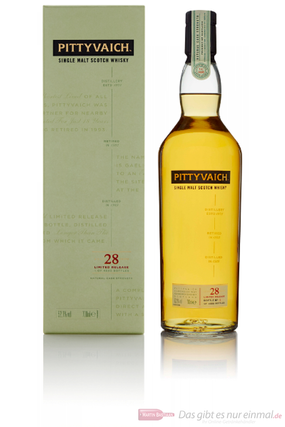 Pittyvaich 28 Years