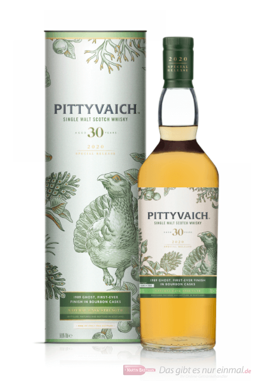 Pittyvaich 30 Years Special Release 2020 Scotch Whisky 0,7l
