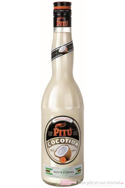 Pitu Cocotida Likör 0,5l