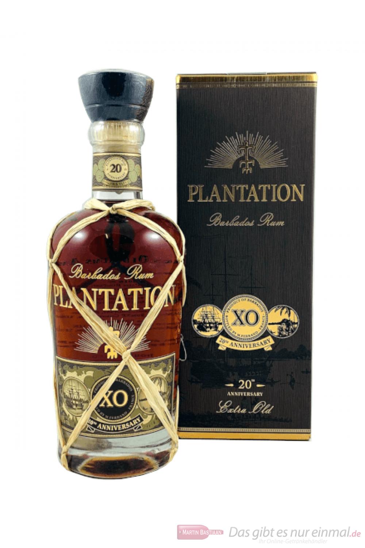 Plantation 20Th Anniversary Barbados Rum 0,7l