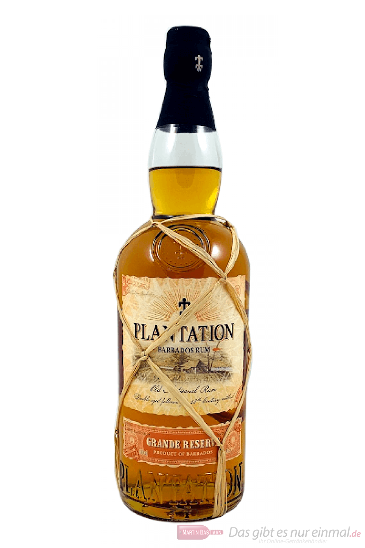 Plantation Grand Reserve Barbados Rum 1,0l