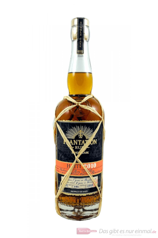 Plantation Haiti 2010 Single Cask Rum 0,7l