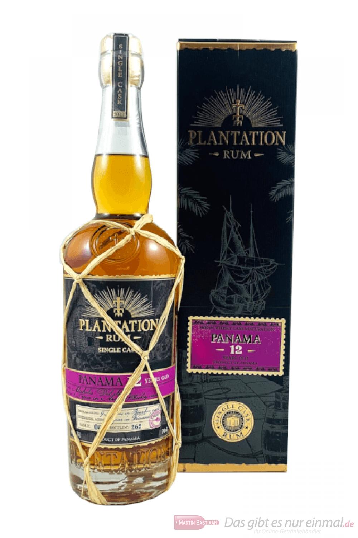 Plantation Panama 12 Years Rum 0,7l