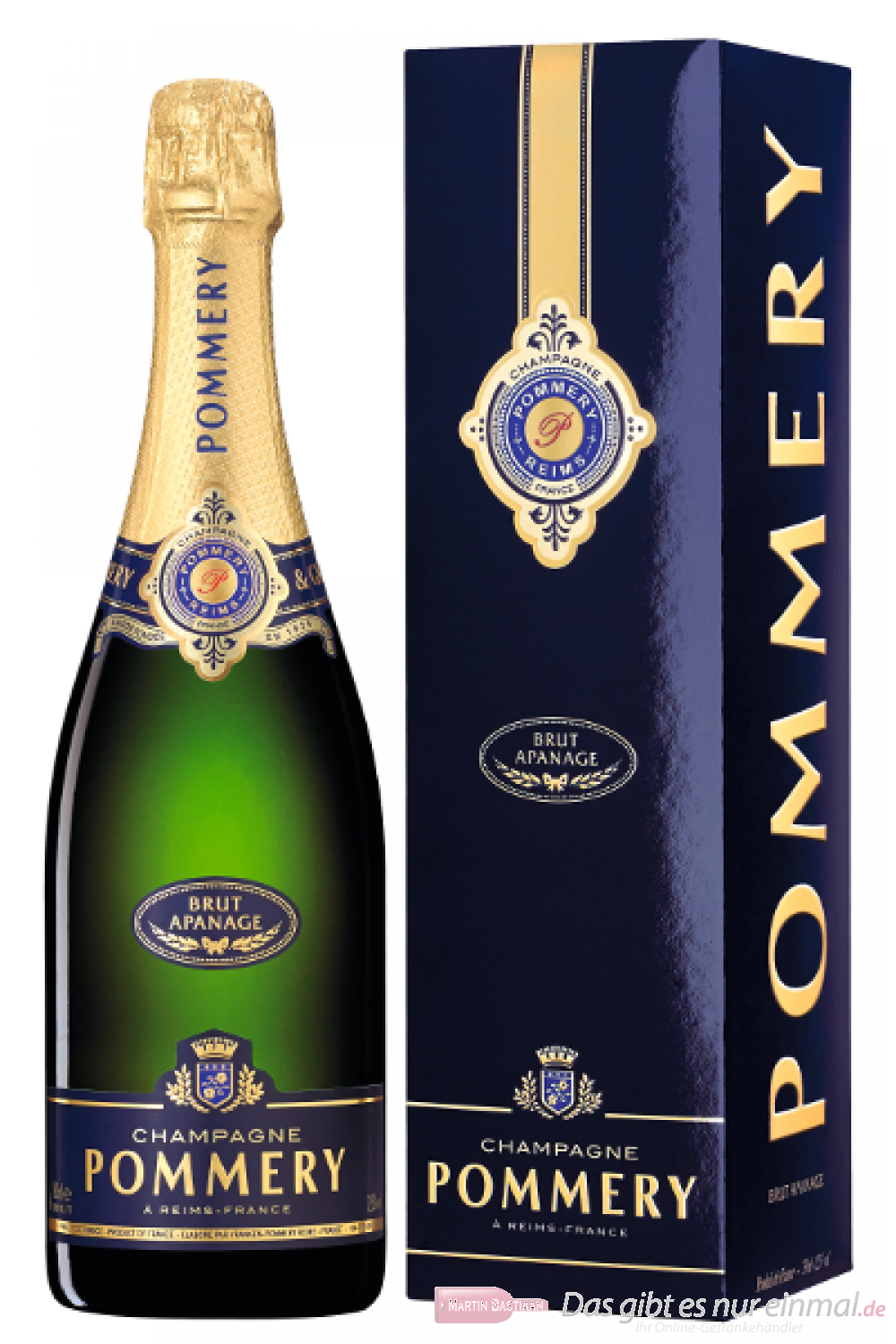 Pommery Apanage Brut gp