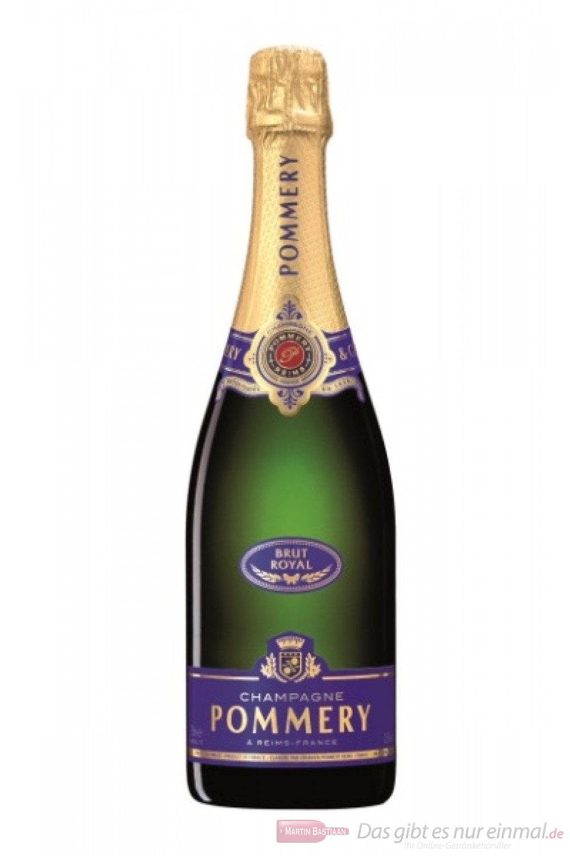 Pommery Champagner Royal Brut 0,75l