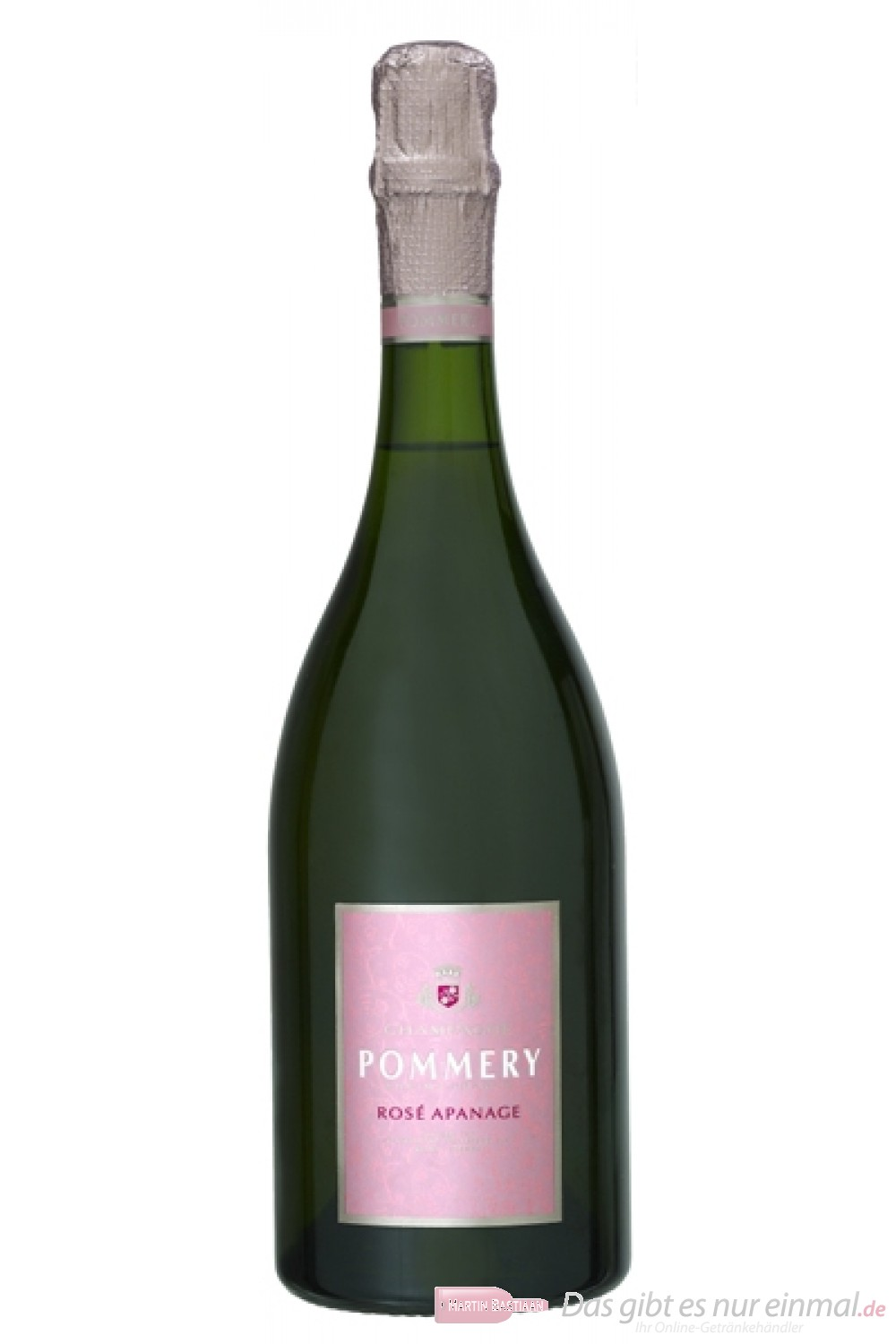 Pommery Rosé Apanage