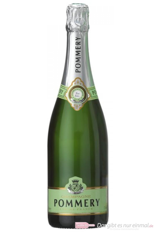 Pommery Champagner Summertime