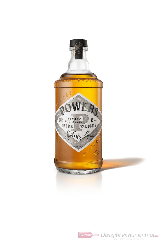 Powers Johns Lane Release 12 Jahre Irish Whiskey 0,7l