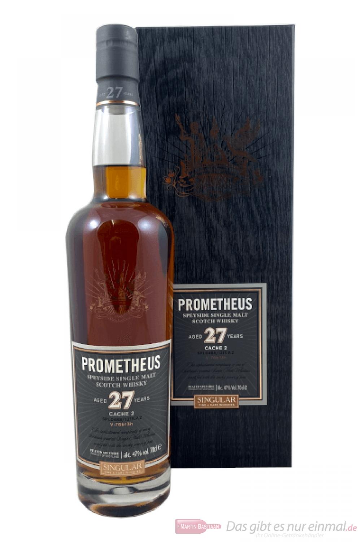 Prometheus 27 Years Single Malt Scotch Whisky 0,7l