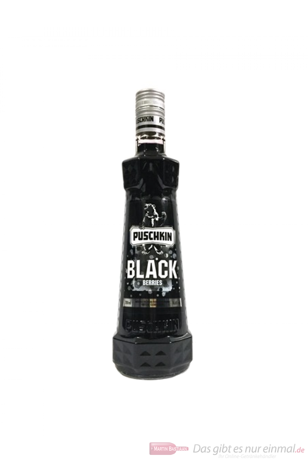 Puschkin Black Berries 0,7 l