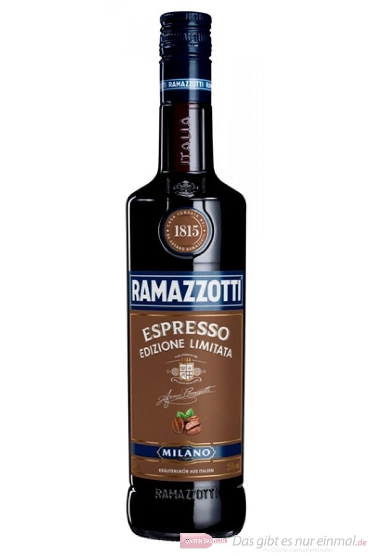 Ramazzotti Espresso Likör 0,7l
