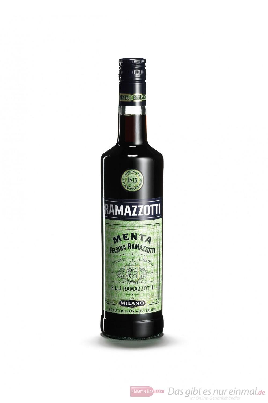 Ramazzotti Menta Likör 32 % 0,7 l Flasche
