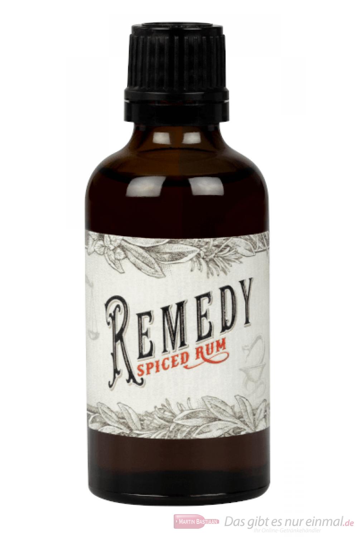 Remedy Spiced Rum 0,05l