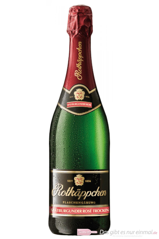 Rotkäppchen Sekt Spätburgunder Rosé trocken 6-0,75l