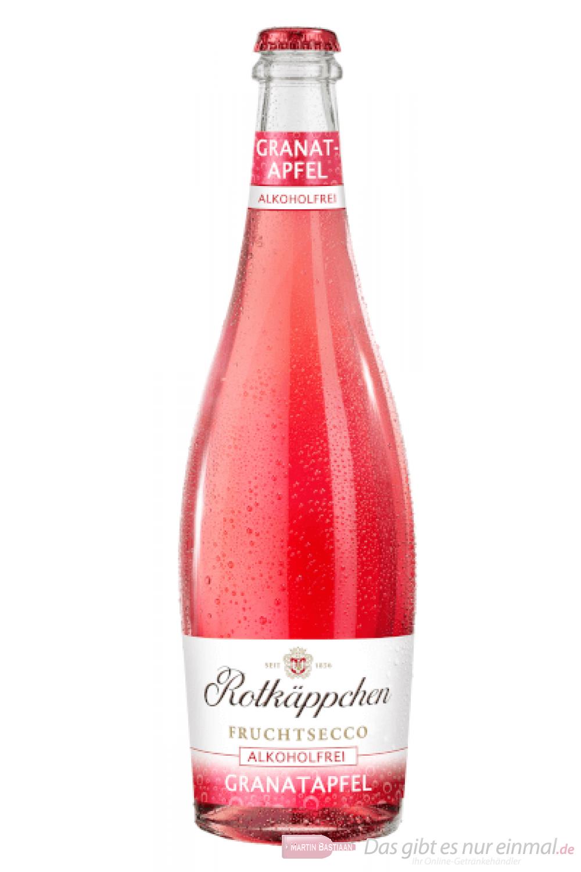 Rotkäppchen Granatapfel Fruchtsecco Alkoholfrei 6-0,75l