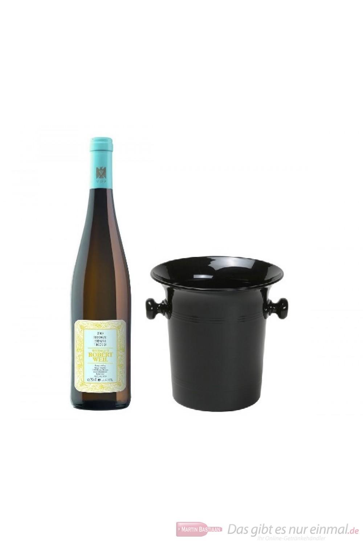 Robert Weil Riesling Qba trocken Weißwein 2012 0,75l in Wein Kübel